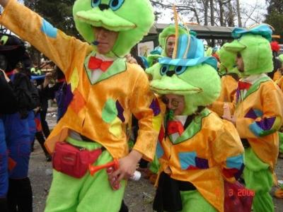 Карнавалът в Ксанти