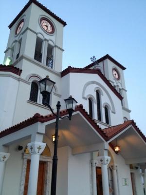 Празникът на Свети Григорий, Неа Карвали