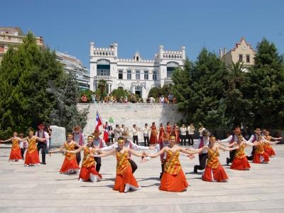 """Международен фестивал """"Космополис"""" в Кавала"""