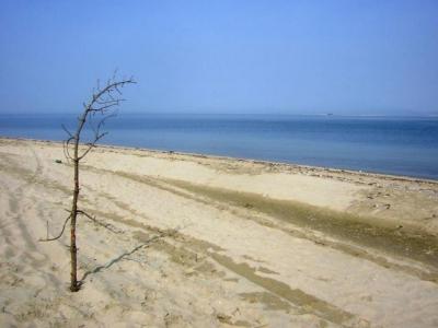 Плажовете на Керамоти